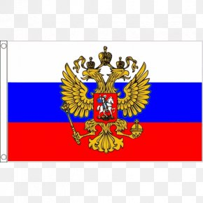 Eagle Flag - Flag Of Russia Flag Of The Soviet Union PNG