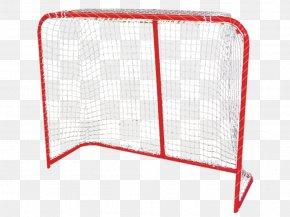 Goal - Net Goal Street Hockey Hockey Sticks Ice Hockey PNG