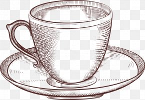 Mug - Coffee Cup Cafe Coffee Cup Coffee Bean PNG
