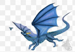 How To Draw A Flying Dragon - Dragon Drawing How-to Clip Art PNG