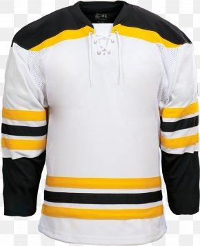 Basketball Uniform - Boston Bruins National Hockey League Hoodie Hockey Jersey NHL Uniform PNG