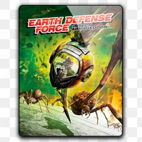 Xbox - Earth Defense Force: Insect Armageddon Xbox 360 Earth Defense Force 4.1 – The Shadow Of New Despair PlayStation 3 Video Game PNG