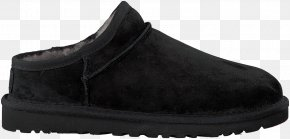 Water Washed Short Boots - Slip-on Shoe Cross-training Walking Black M PNG