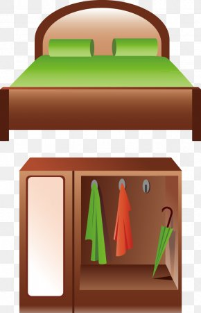 Wardrobe Bed Furniture - Furniture Domanmetoden Wardrobe Child Murphy Bed PNG