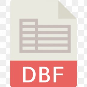 .dbf Computer File File Format Filename Extension DBase PNG