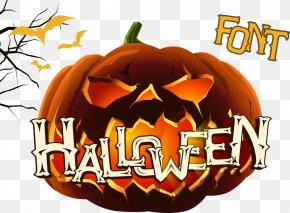 Vector Halloween Pumpkin - Jack-o'-lantern New York's Village Halloween Parade Calabaza PNG