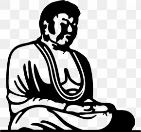 Bhudda - Facial Hair White Human Behavior Clip Art PNG