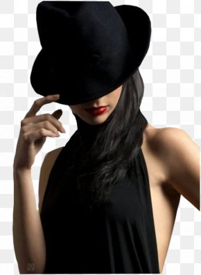 Hat - Woman With A Hat Robe Woman With A Hat Fashion PNG