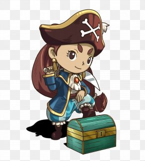 Pirate - Fantasy Life Sea Of Thieves Video Game Piracy PNG