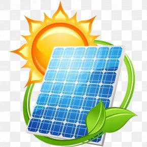 Solar Energy Material - Solar Energy Solar Power Solar Panel Poster PNG
