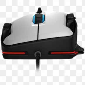 Computer Mouse - Computer Mouse ROCCAT Tyon Button Laser Mouse PNG