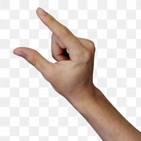 Finger Physical Map - Thumb Digit Finger Arm PNG