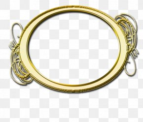Gold - Bangle Photography Drawing Vignette PNG