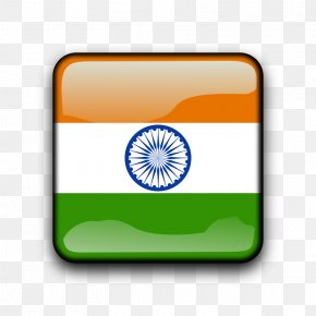 Sickle And Star - Flag Of India National Flag Clip Art PNG