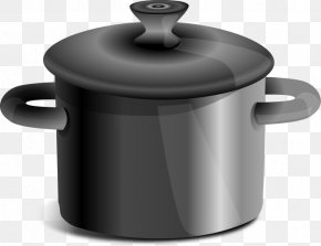 Cooking Pan Image - Stock Pot Icon Clip Art PNG