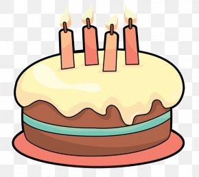 Birthday Cake - Birthday Cake Cupcake Chocolate Cake Clip Art PNG