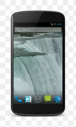 Niagara Falls - Feature Phone Smartphone Samsung Galaxy S II CyanogenMod Handheld Devices PNG