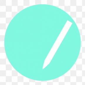 App Markdowneditor - Angle Aqua Green PNG