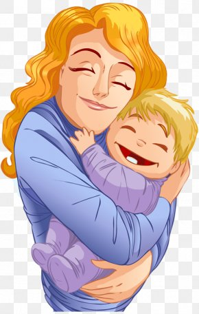 Mother And Child - Mother Infant Child Drawing Clip Art PNG