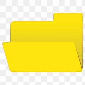 Paper Product Rectangle - Yellow Rectangle Square Paper Product PNG