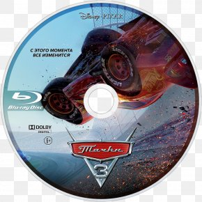 Blu-ray Disc Cars Lightning McQueen DVD Film PNG