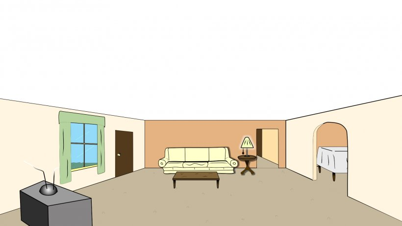 Living Room Cartoon Clip Art Png 1920x1080px Living Room Animation Architecture Bedroom Cartoon Download Free