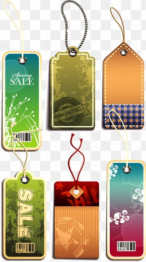 Tag - Adobe Illustrator Swing Tag PNG