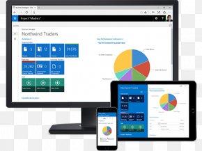 Microsoft - Dynamics 365 Microsoft Dynamics NAV Project PNG