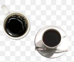 Creative Coffee Cup - Coffee Cup Ristretto Espresso Dandelion Coffee PNG