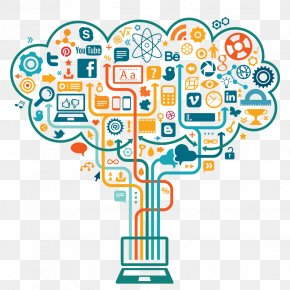 Digital Marketing Map - Digital Marketing Social Media Marketing Business Digital Media PNG