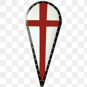 Shield - Crusades Kite Shield Bayeux Tapestry Heater Shield PNG