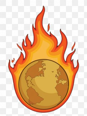 Burning The Earth - Earth Combustion And Flame Combustion And Flame PNG