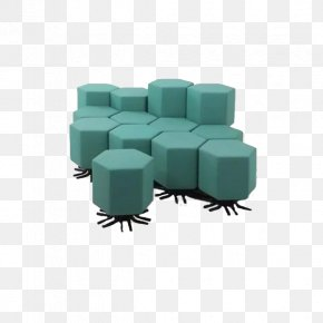 Creative Green Chairs - Milan Furniture Fair Couch Elevator PNG