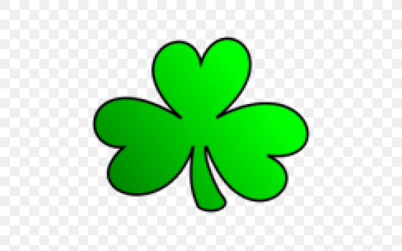 Shamrock Saint Patrick's Day Drawing Cartoon Clip Art, PNG, 512x512px, Shamrock, Cartoon, Clover, Drawing, Flowering Plant Download Free
