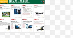Black Friday Flyer - Black Friday Costco Discounts And Allowances Coupon Kohl's PNG