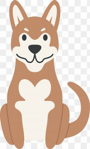 Vector Cute Puppy - Bulldog Puppy Whiskers Dog Breed Illustration PNG