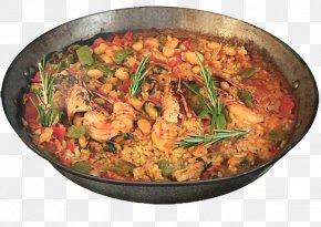 Rice - Paella Spanish Cuisine Biryani Recipe Bomba Rice PNG
