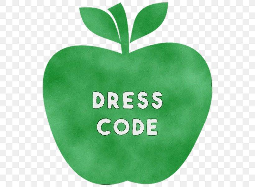 Green Leaf Logo Apple Fruit, PNG, 600x600px, Watercolor, Apple, Fruit, Green, Label Download Free