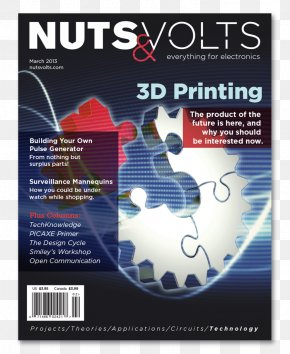 Magazine Cover Design - Magazine Masthead Poster Electronics PNG