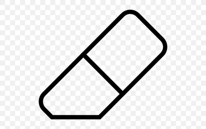 Capsule Tablet Pharmaceutical Drug, PNG, 512x512px, Capsule, Area, Black, Black And White, Drawing Download Free