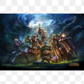 Riot Games - League Of Legends Video Game Riot Games Smite Rift PNG