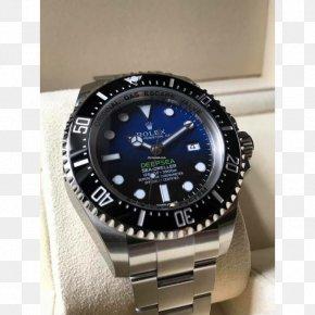 Rolex - Rolex Sea Dweller Watch Strap Hong Kong PNG