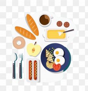 Hearty Breakfast - Tea Breakfast Dessert Meal PNG