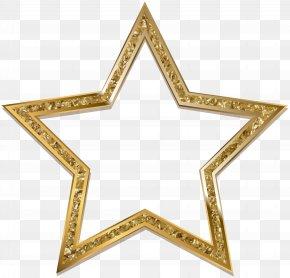 Transparent Star Decoration Clip Art Image - Star Shape Clip Art PNG