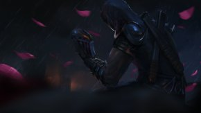 Zed The Master Of Sh - League Of Legends Death Fan Art Game Imgur PNG