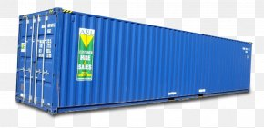 Containers - Shipping Container Freight Transport Cargo Intermodal Container Flat Rack PNG