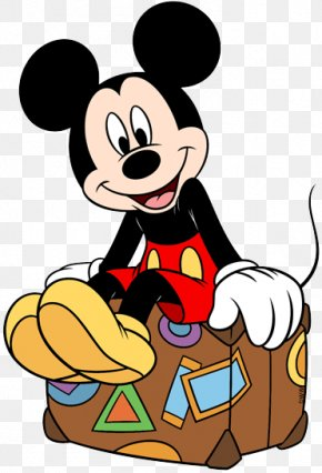 Mickey Mouse - Mickey Mouse Minnie Mouse The Walt Disney Company Coloring Book Clip Art PNG