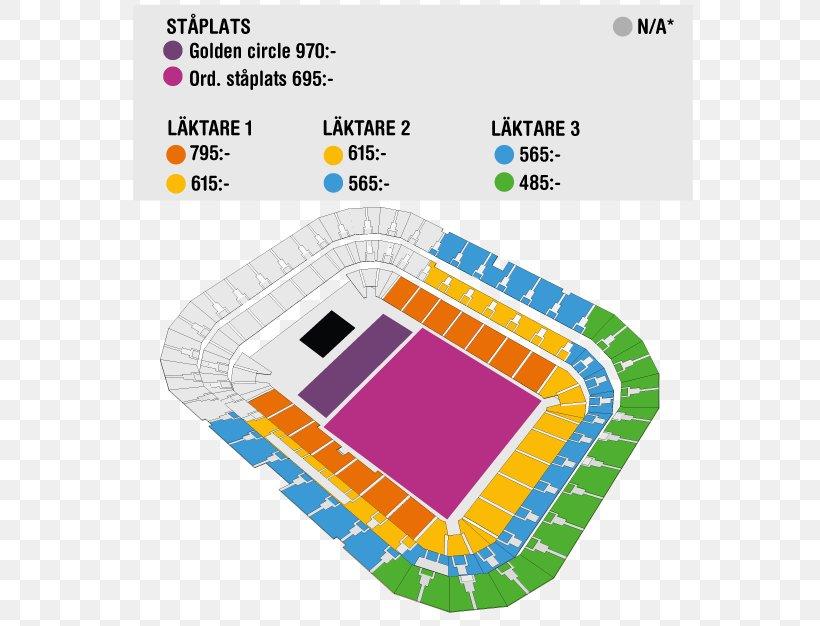 Friends Arena Sports Venue Concert