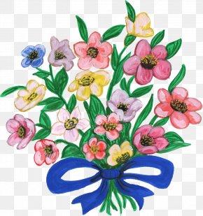 Flower Bouquet - Flower Bouquet Clip Art PNG