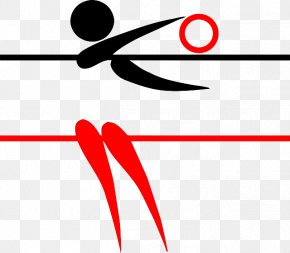 Volleyball - Summer Olympic Games Volleyball Clip Art PNG